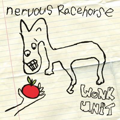 Nervous Racehorse