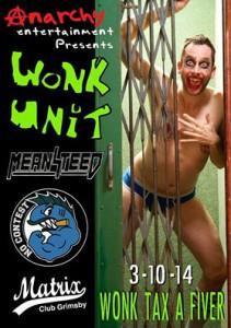 Wonk in Grimsby