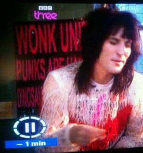 Mighty Boosh love wonk