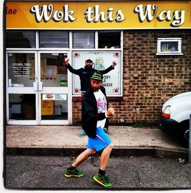 Wok This way Wonk in Stamford