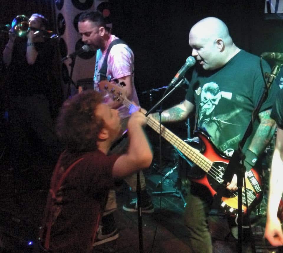fourlegs Camden gig