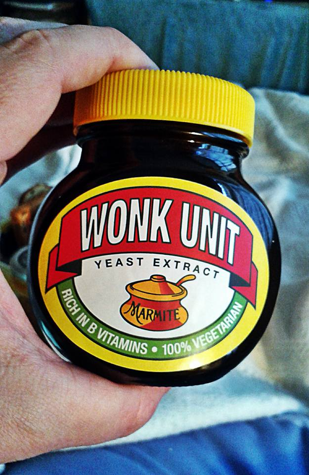 wonk unit marmite