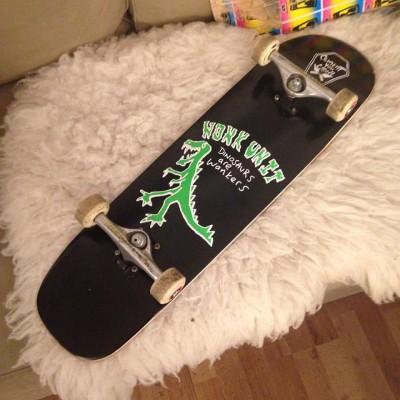 wonk unit skateboard