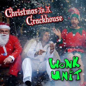 christmas in a crack house