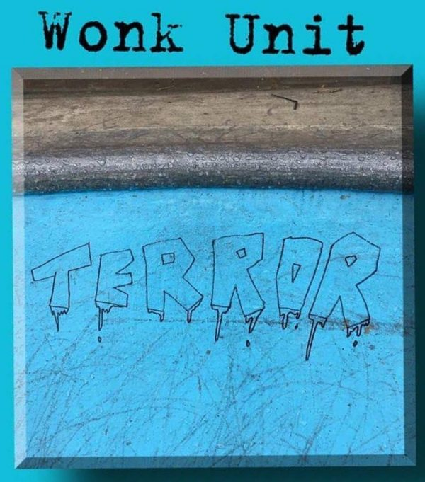 new wonk album terror