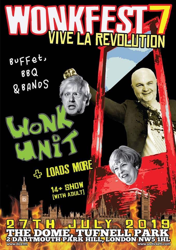 Wonkfest 7 Poster