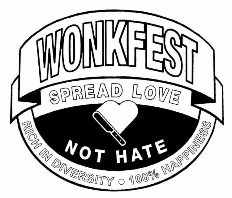 Wonkfest 8 2020- spread love