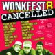 wonkfest 8 cancelled